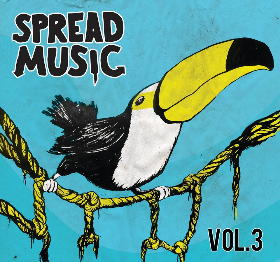 Spreadmusic 3 Cover