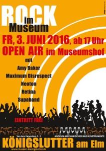 03.06.2016 / Rock im Museum