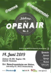 14.06.2019 / Südsee Open-Air