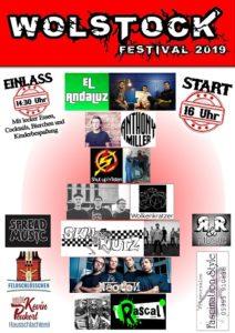 10.08.2019 / Wolstock Festival